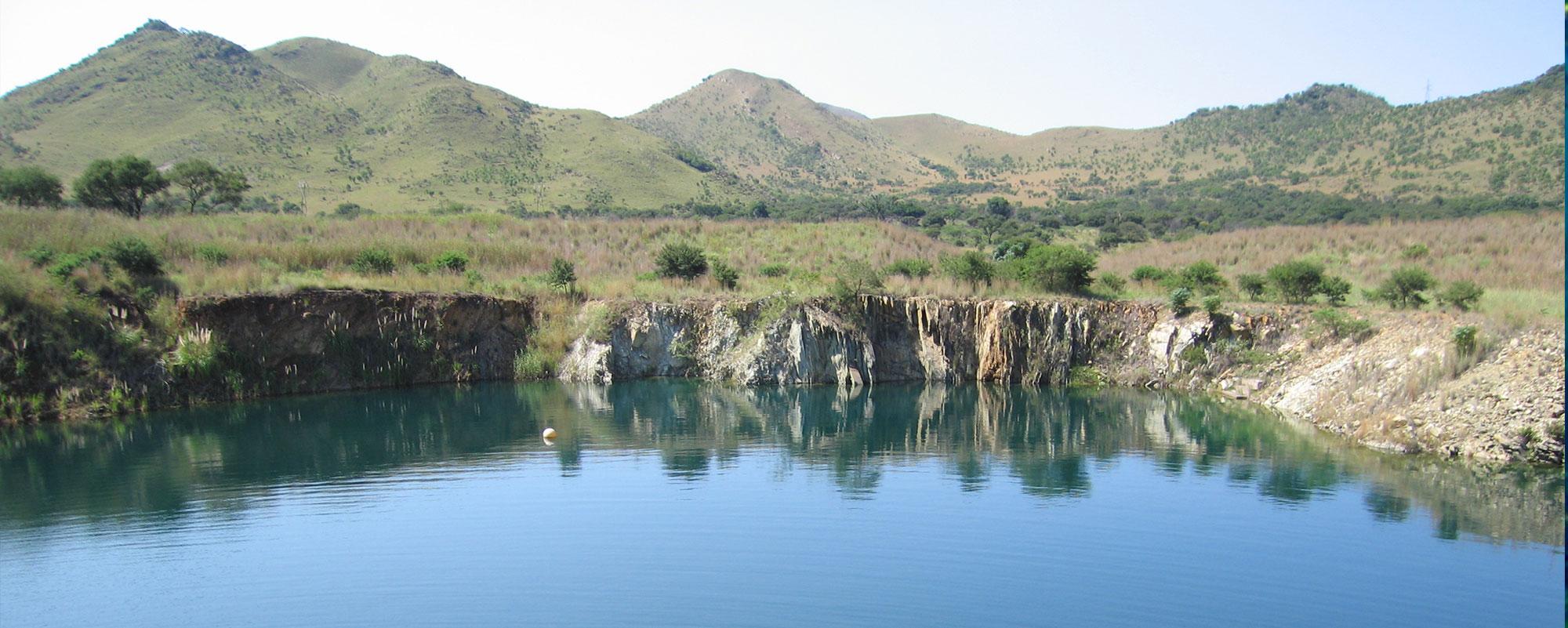 Komati Springs Diving Site