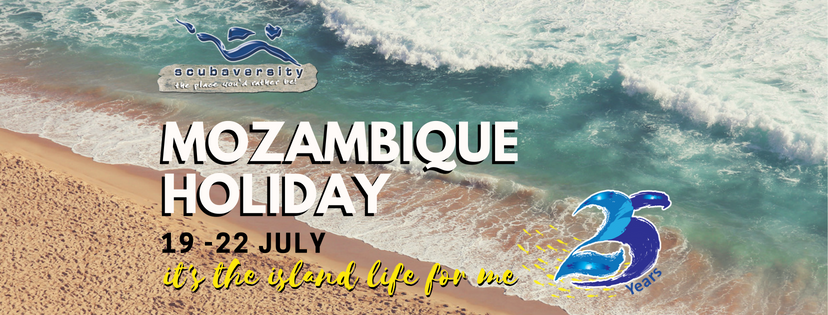 Scubaversity Mozambique Diving Holiday