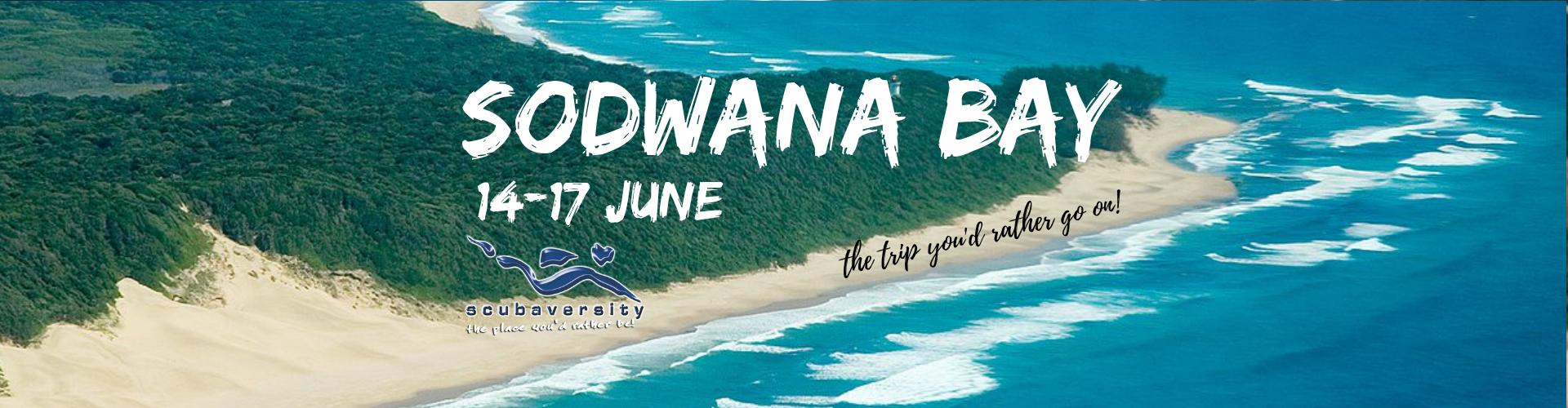 Sodwana Bay 14-17 June